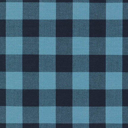 Carolina Gingham in Indigo