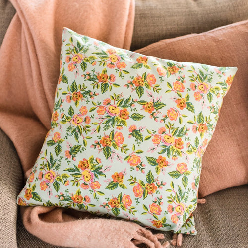 Social Sewing - Pillow Workshop - Friday, July 20th from 6:30-9:30 pm