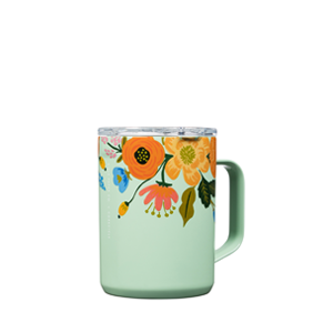 Rifle Paper Mug - Lively Floral in Mint