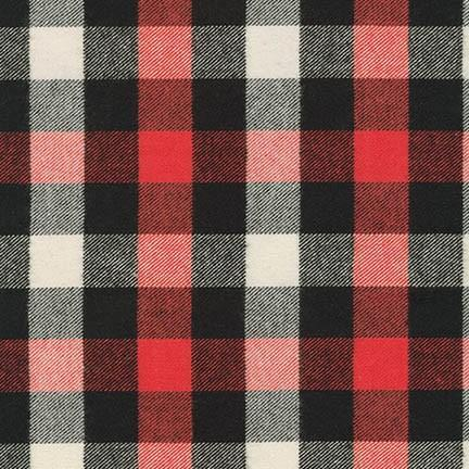 Tahoe Flannel in Red