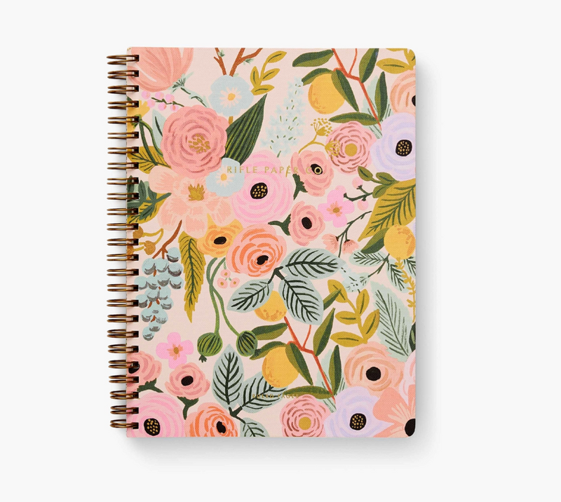 Garden Party Spiral Notebook