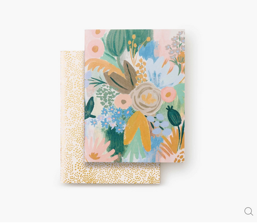 Luisa Pocket Notebooks - Set of 2