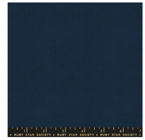 Warp & Weft - Crossweave In Navy
