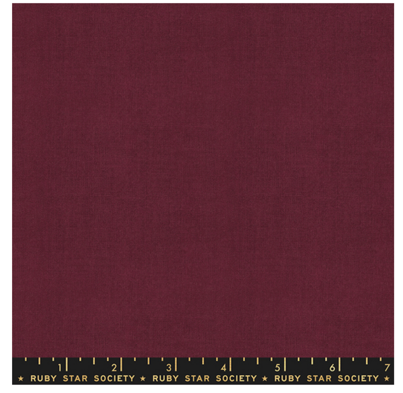Warp & Weft - Crossweave In Wine Time