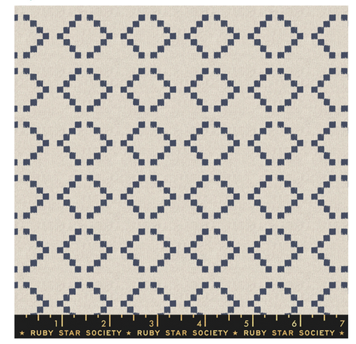 Warp & Weft - Parade In Navy