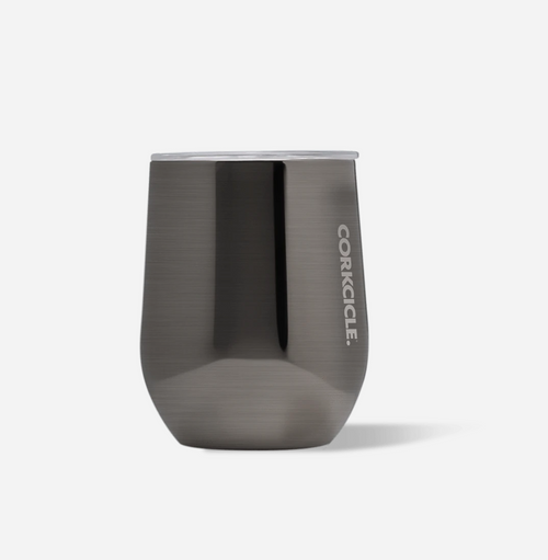 Metallic Stemless - Gunmetal