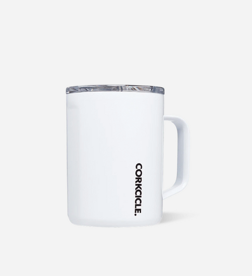 Corkcicle Coffee Mug - White