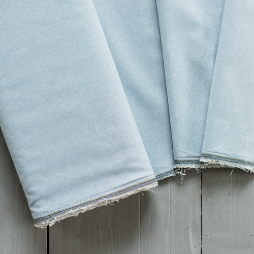 Essex Yarn Dyed Linen in Chambray
