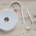 "1/2"" Twill Tape - White"