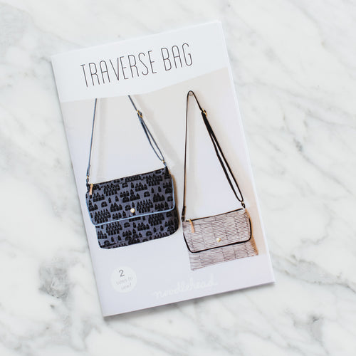 Traverse Bag - Printed Pattern