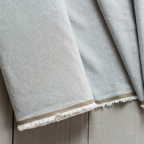 Essex Yarn Dyed Linen in Steel