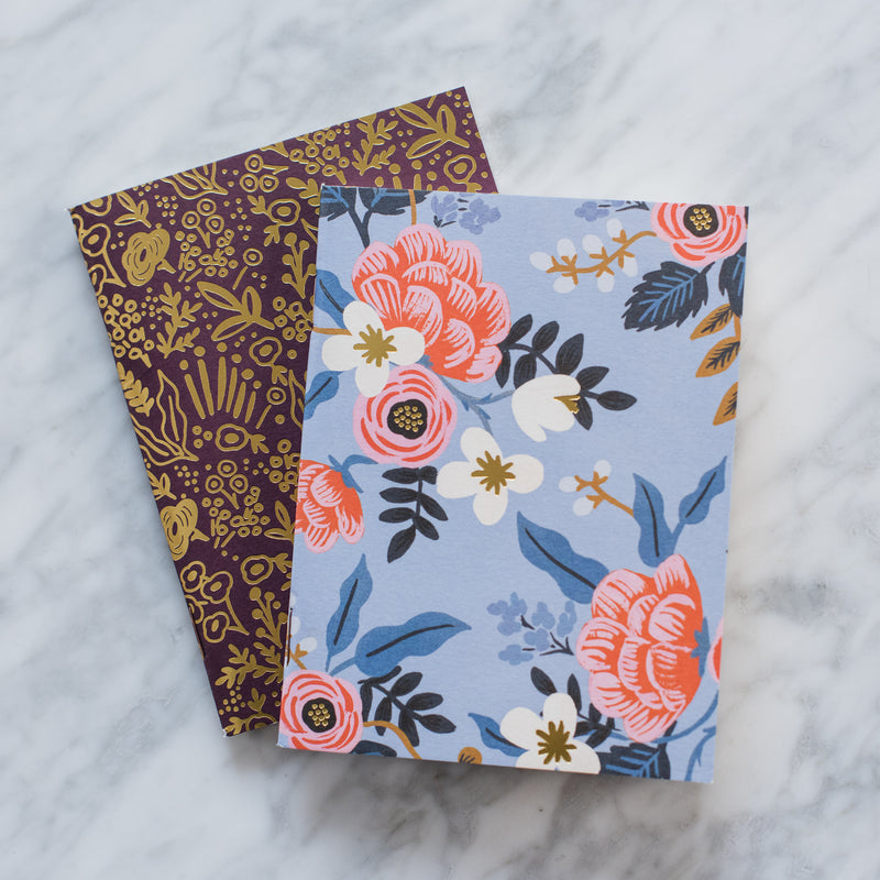 Birch Pocket Notebooks - Set of 2