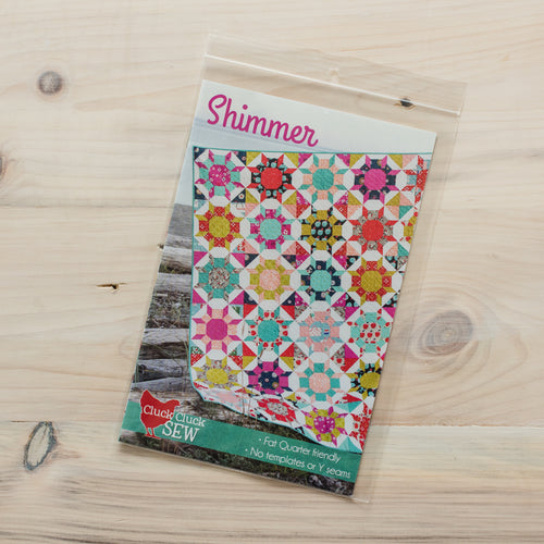 Shimmer Quilt - Printed Pattern