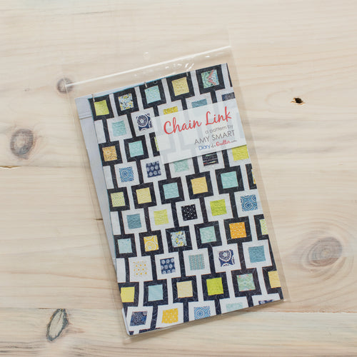 Chain Link Quilt - Printed Pattern