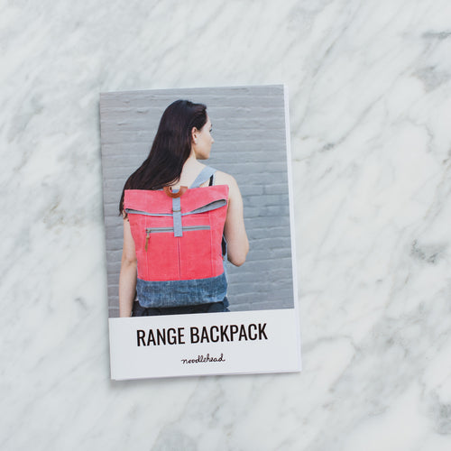 Range Backpack - Printed Pattern