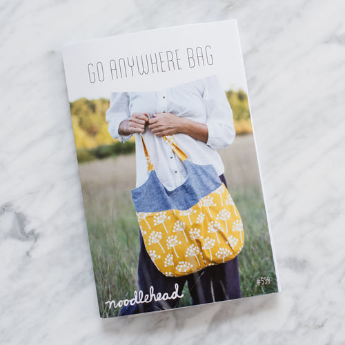 Go Anywhere Bag - Printed Pattern