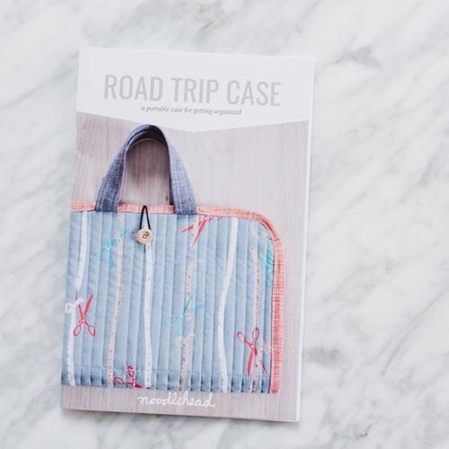 Road Trip Case - Printed Pattern