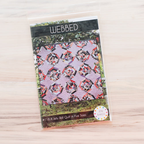 Webbed Quilt - Printed Pattern