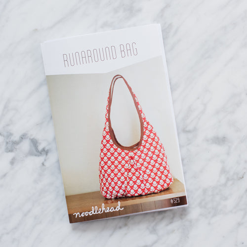 Runaround Bag - Printed Pattern