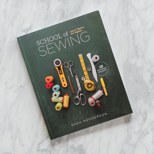 School of Sewing Book