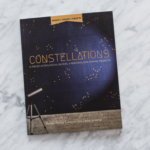 Fancy Tiger Crafts: Constellations Book