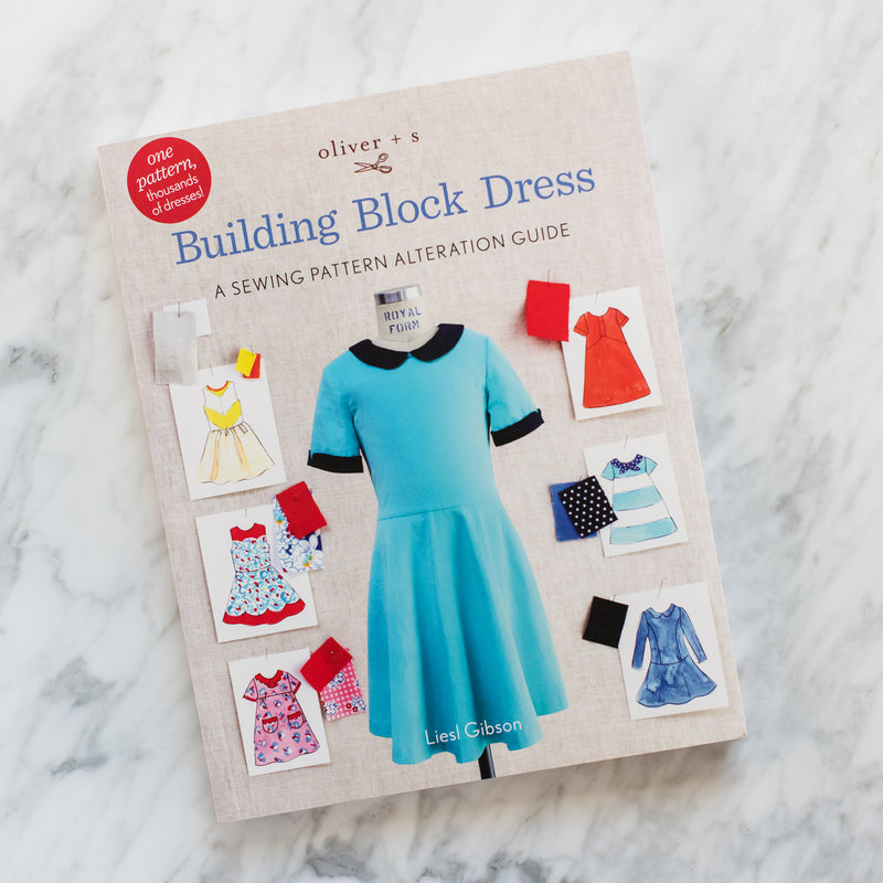 Oliver + S Building Block Dress Book