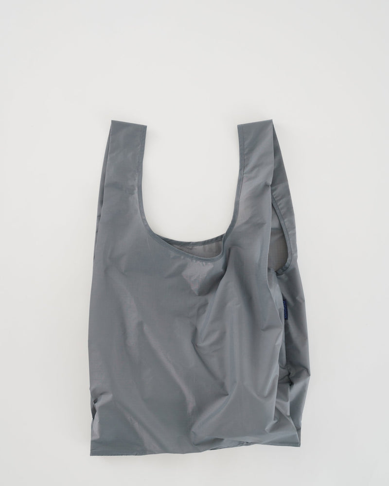 BAGGU Reusable Bag - Standard Size in Grey