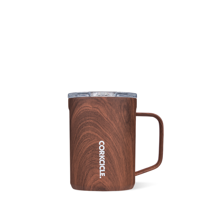 Wood Coffee Mug - Walnut