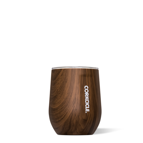 Wood Stemless - Walnut