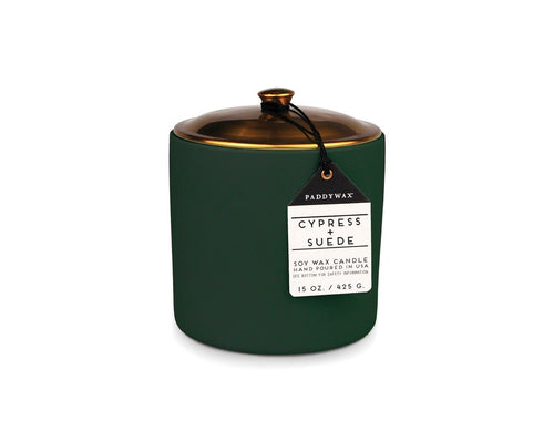 Hygge Candle - Cypress & Suede