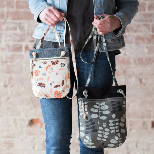 Forage Bag Workshop - Sunday, October 21st from 1-5pm