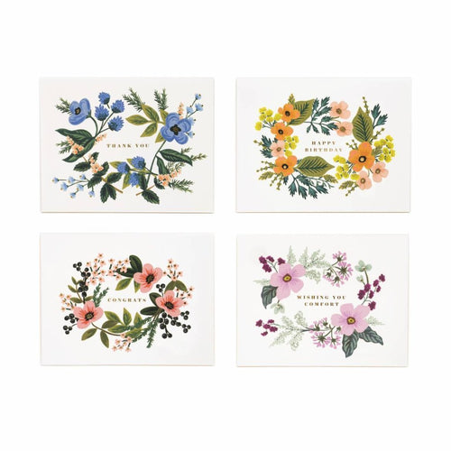 Bouquet Card Set