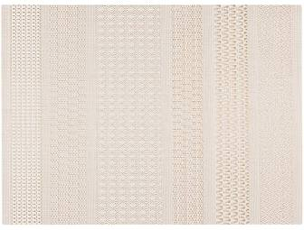 Cadence Placemat in Ivory