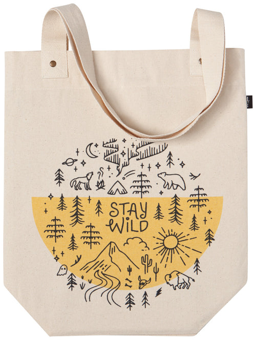 Stay Wild Studio Tote Bag