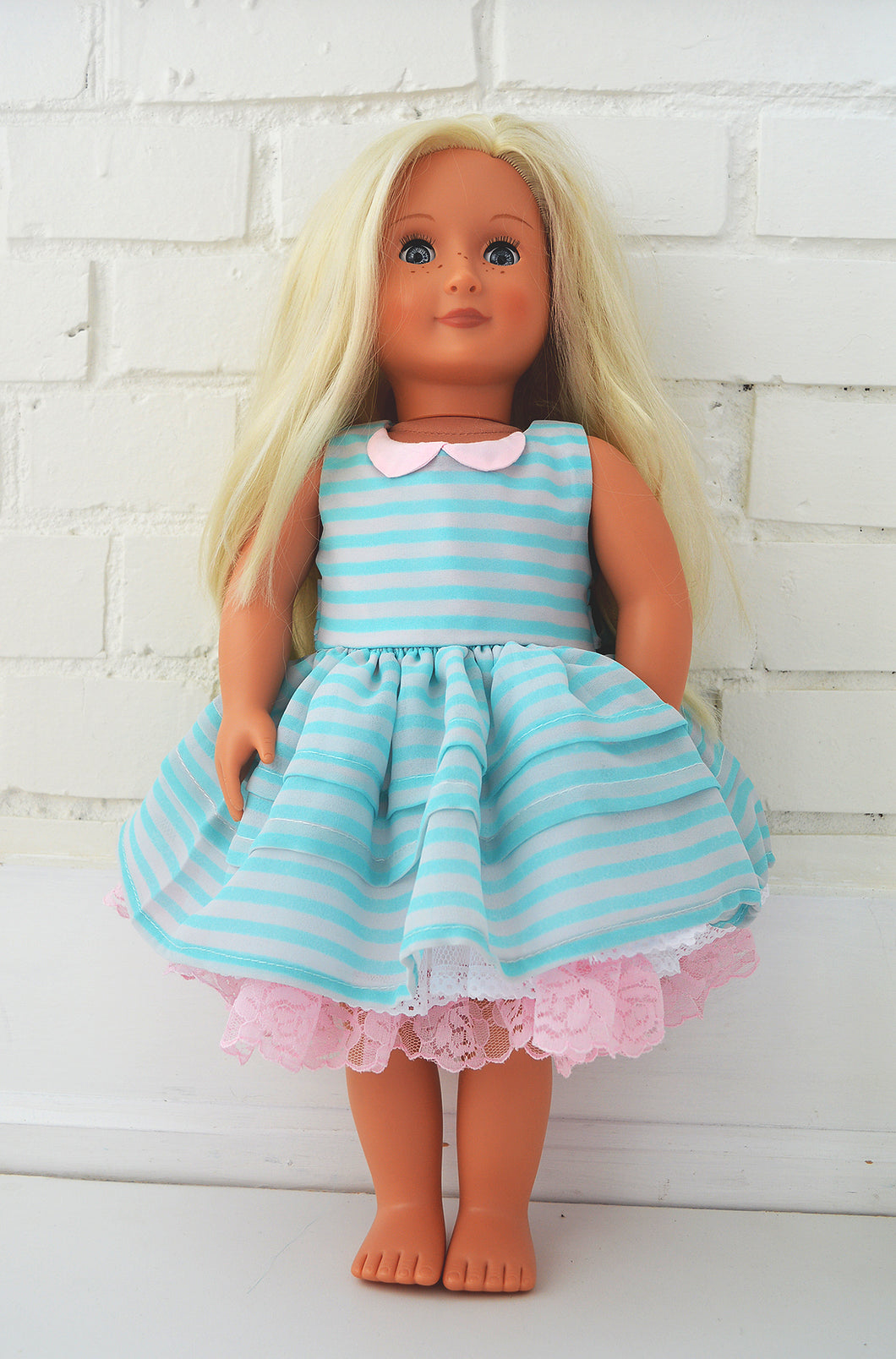 Made To Match Doll Dress