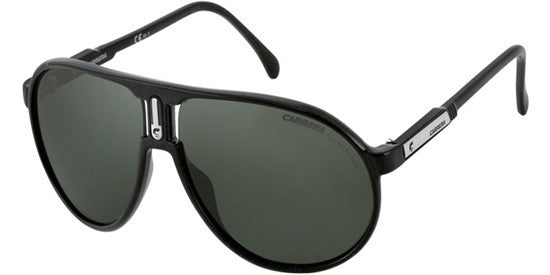 CARRERA CHAMPION HI D28 (79) - SHN BLACK (GREY GREEN) Specs at Home