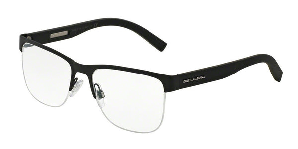 Dolce & Gabbana DG1272 1260 BLACK RUBBER Specs at Home