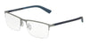 Dolce & Gabbana DG1284 1262 GUNMETAL RUBBER Specs at Home