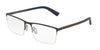 Dolce & Gabbana DG1284 1274 BROWN RUBBER Specs at Home