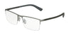 Dolce & Gabbana DG1284 1288 GUNMETAL RUBBER Specs at Home