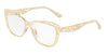 Dolce & Gabbana DG1287 2 GOLD Specs at Home
