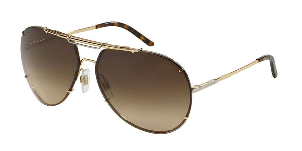 Dolce & Gabbana DG2075 034/13 GOLD Specs at Home