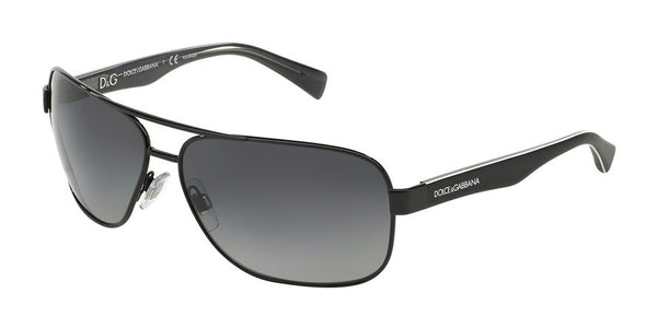Dolce & Gabbana DG2120P 1169T3 BLACK (Polarized) Specs at Home
