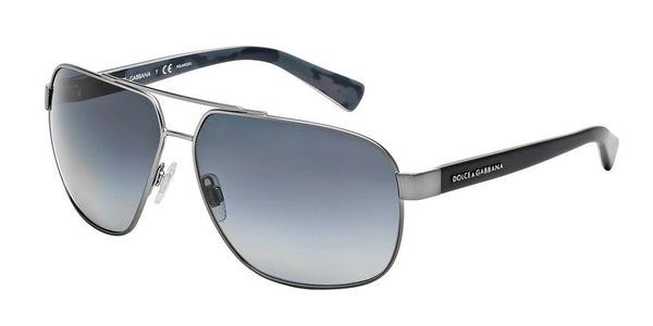 Dolce & Gabbana DG2140 1244T3 MATTE GUNMETAL (Polarized) Specs at Home
