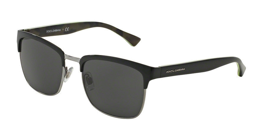 Dolce & Gabbana DG2148 127787 BLACK/GUNMETAL Specs at Home