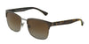 Dolce & Gabbana DG2148 1278T5 MATTE GUNMETAL/SHINY (Polarized) Specs at Home