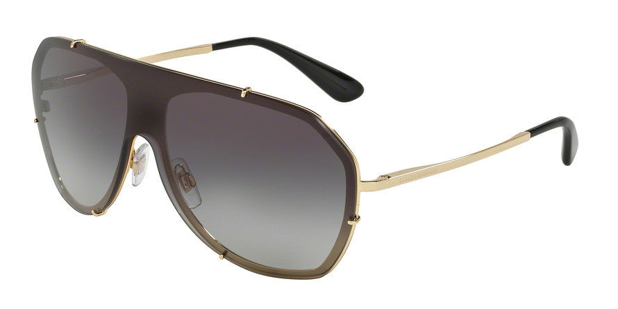 Dolce & Gabbana DG2162 02/8G GOLD Specs at Home