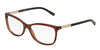 Dolce & Gabbana DG3107 2542 TRANSPARENT BROWN Specs at Home