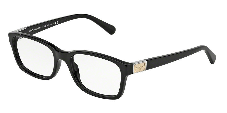 Dolce & Gabbana DG3170 501 BLACK Specs at Home