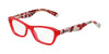 Dolce & Gabbana DG3202 2850 OPAL RED Specs at Home